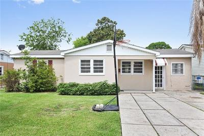 Metairie Single Family Home For Sale: 1616 Ridgelake Avenue
