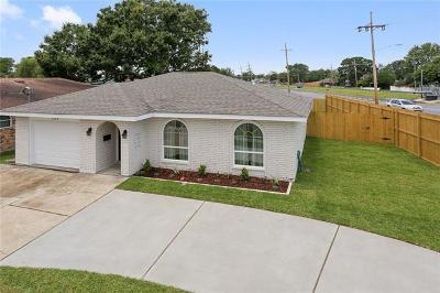 Metairie Single Family Home For Sale: 1824 N Starrett Road