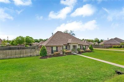 Madisonville Single Family Home Pending Continue to Show: 424 Autumn Creek Drive