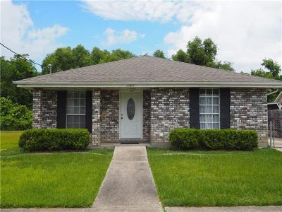 Mereaux, Meraux Single Family Home For Sale: 3208 Maureen Lane