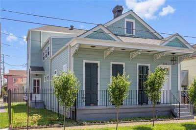 New Orleans Single Family Home For Sale: 529 General Pershing Street