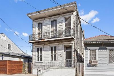 New Orleans Single Family Home For Sale: 1135 Marais Street