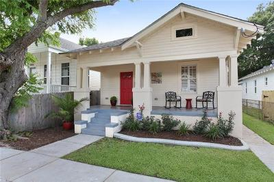 Single Family Home For Sale: 8808 Jeannette Street