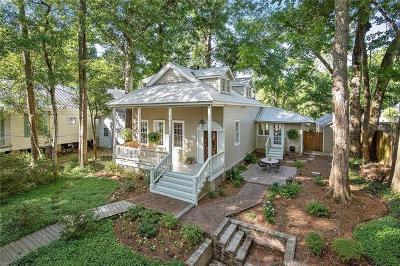 Covington Single Family Home For Sale: 715 E 20th Avenue