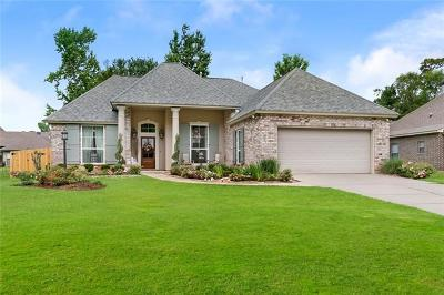 Madisonville LA Single Family Home For Sale: $255,000