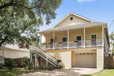 New Orleans Single Family Home For Sale: 6010 Charlotte Drive