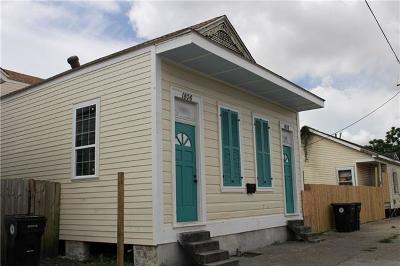 New Orleans Multi Family Home For Sale: 1806 S Liberty Street