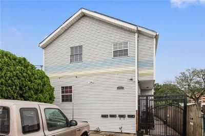 New Orleans Multi Family Home For Sale: 2915 Upperline Street