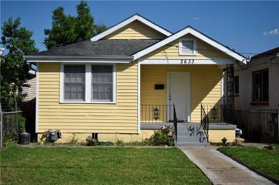 Single Family Home For Sale: 2633 Mistletoe Street