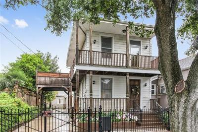 New Orleans Single Family Home For Sale: 828 Second Street