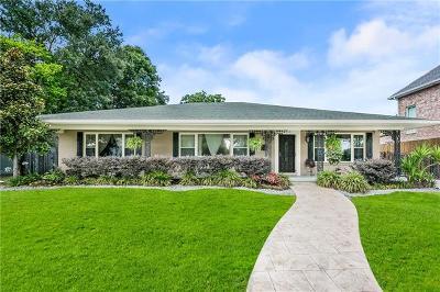 Single Family Home For Sale: 1415 New York Street