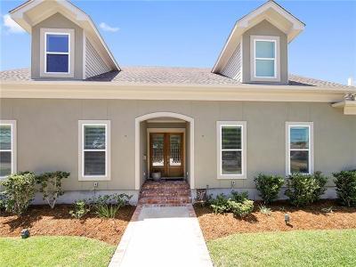 Metairie Single Family Home For Sale: 4021 Lemon Street