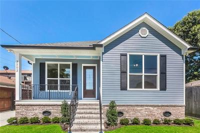 Kenner Single Family Home For Sale: 3203 Connecticut Avenue