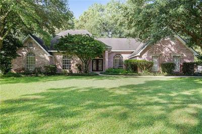 Single Family Home For Sale: 8032 Winners Circle