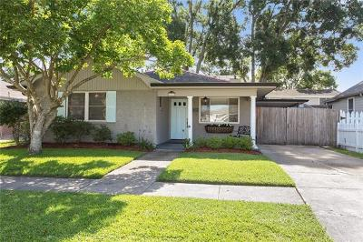 Single Family Home Pending Continue to Show: 405 Metairie Lawn Drive