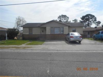 Westwego Single Family Home For Sale: 153 Louisiana Avenue