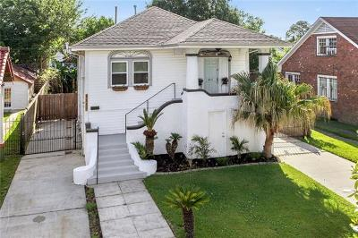 New Orleans Single Family Home Pending Continue to Show: 4111 Fairmont Drive
