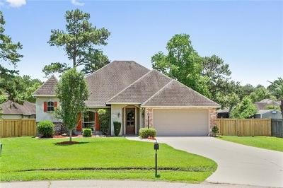 Madisonville Single Family Home For Sale: 404 Pirate Court
