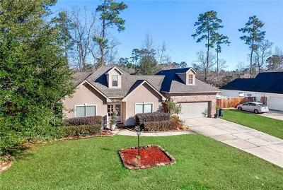 Madisonville Single Family Home For Sale: 612 Stillwood Drive