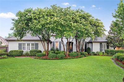 Mandeville LA Single Family Home Pending Continue to Show: $695,000