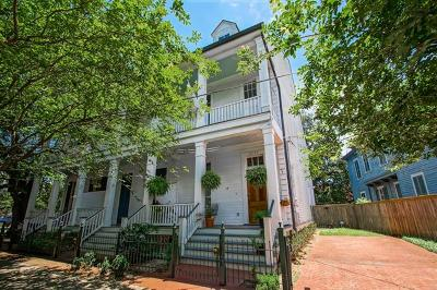 New Orleans Single Family Home For Sale: 2148 Esplanade Avenue