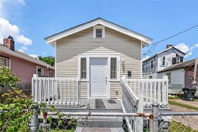 Single Family Home For Sale: 8715 Apple Street