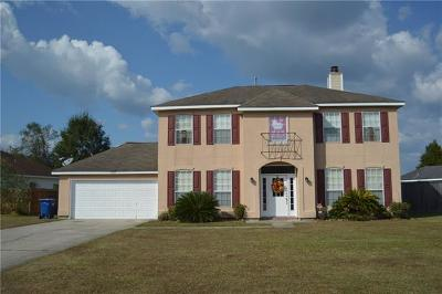 Slidell Single Family Home For Sale: 1205 Mountain Ash Drive