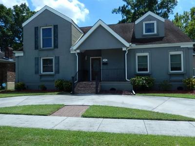 River Ridge, Harahan Single Family Home For Sale: 9624 Charlotte Drive
