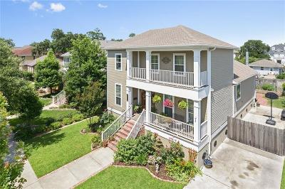 New Orleans Single Family Home For Sale: 6931 Memphis Street