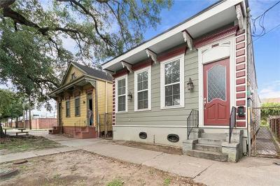 Single Family Home For Sale: 3006 Bienville Street