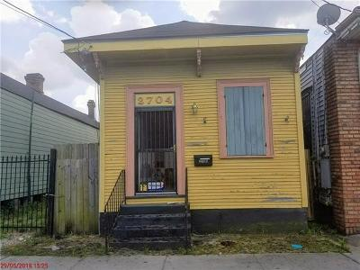 New Orleans Single Family Home Pending Continue to Show: 2704 N Villere Street