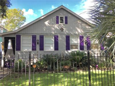 New Orleans Single Family Home For Sale: 8128 Spruce Street
