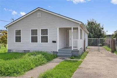 Single Family Home For Sale: 3131 Arts Street
