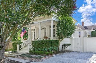 Single Family Home For Sale: 579 Audubon Street