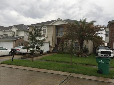 Gretna Single Family Home For Sale: 133 Barnes Court