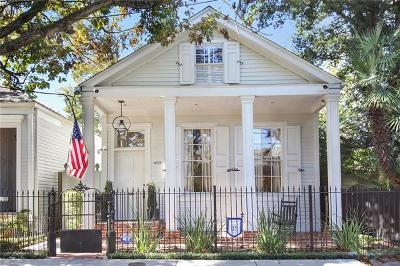 Single Family Home For Sale: 1032 Constantinople Street