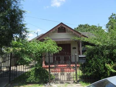 New Orleans Single Family Home For Sale: 1616 Eagle Street