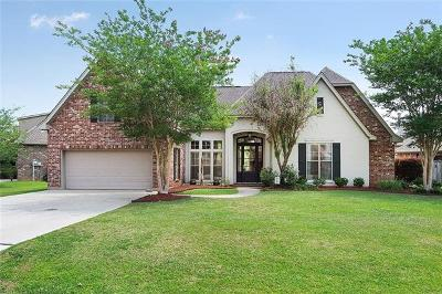 Madisonville Single Family Home For Sale: 328 Autumn Creek Drive