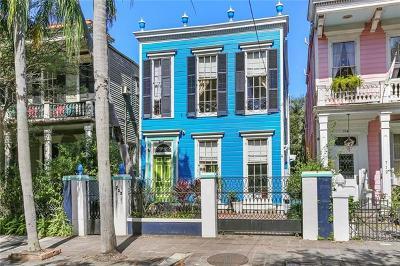 Single Family Home For Sale: 723 Esplanade Avenue