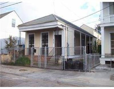 Single Family Home For Sale: 1918 Constance Street