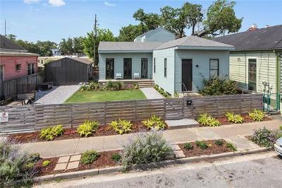 New Orleans Multi Family Home Pending Continue to Show: 2520 Desoto Street