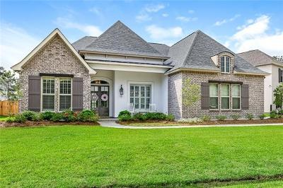 Madisonville Single Family Home For Sale: 656 Bedico Parkway