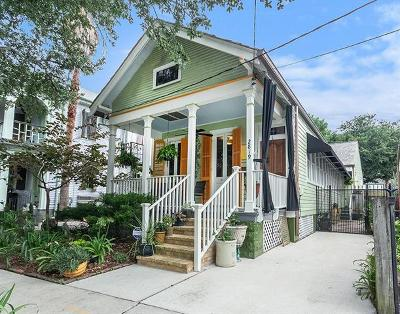 New Orleans Single Family Home Pending Continue to Show: 2819 Bell Street