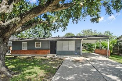 Metairie Single Family Home For Sale: 1113 David Drive