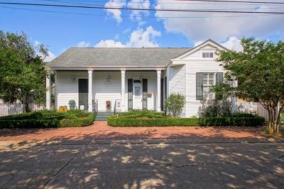 Metairie Single Family Home Pending Continue to Show: 126 Carrollton Avenue