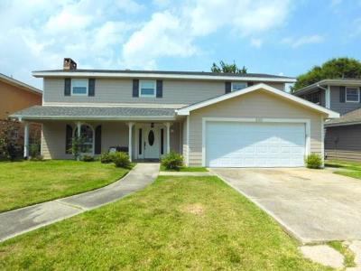 Slidell Single Family Home For Sale: 330 Eden Isles Boulevard