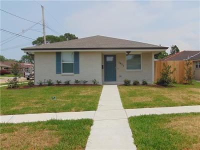 Metairie Single Family Home For Sale: 3421 Lime Street
