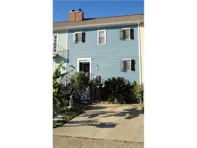 Madisonville Townhouse For Sale: 53 S Rue Du Sud #53