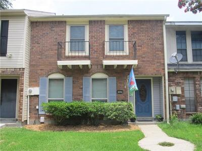 Gretna Townhouse For Sale: 2429 Oxford Place