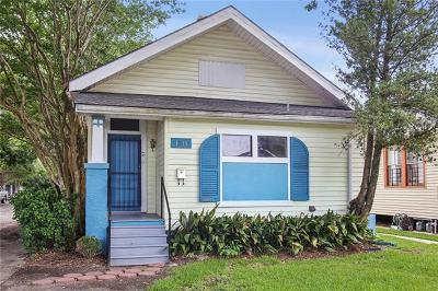 Single Family Home For Sale: 7534 Birch Street
